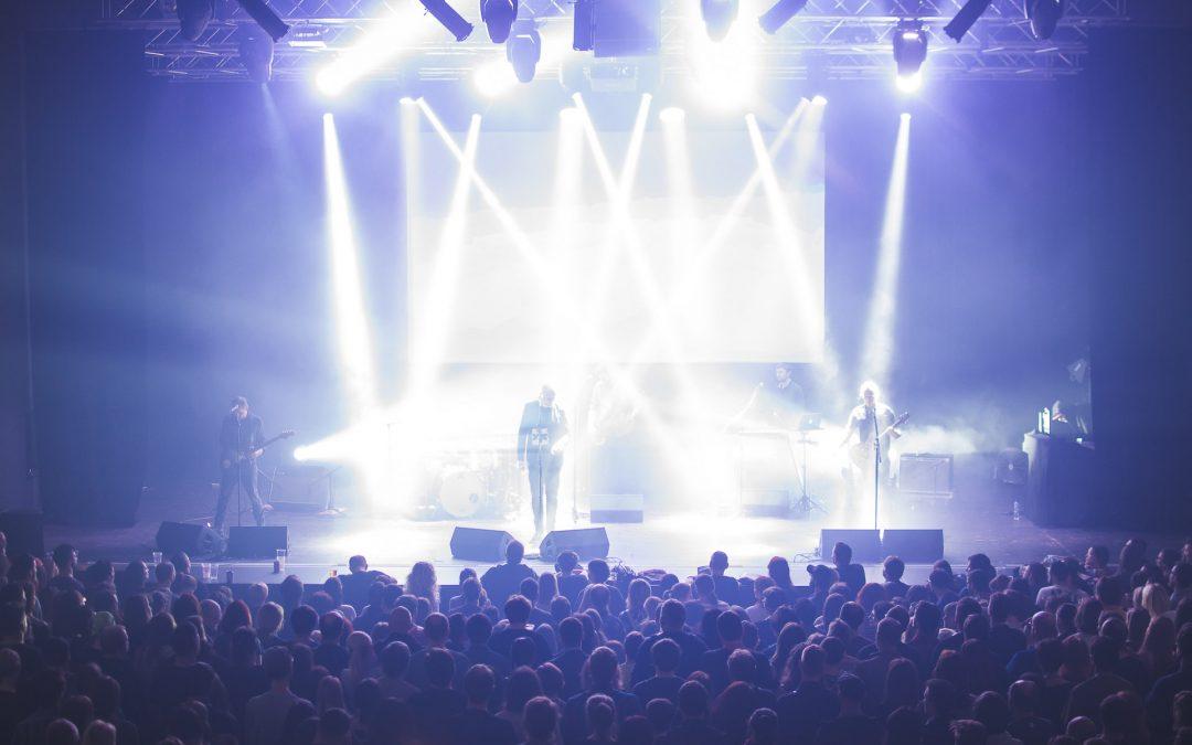 Koncert Priessnitz vbrněnském Sono Centru