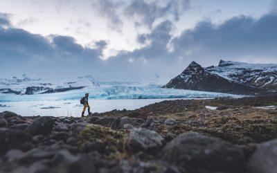 Fjallsárlón – Island